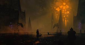 The hunter's dream ( bloodborne )
