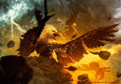 Fearless Fledgling ( Magic the gathering )