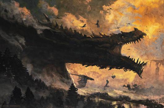 Ancalagon The Black ( Silmarillion )