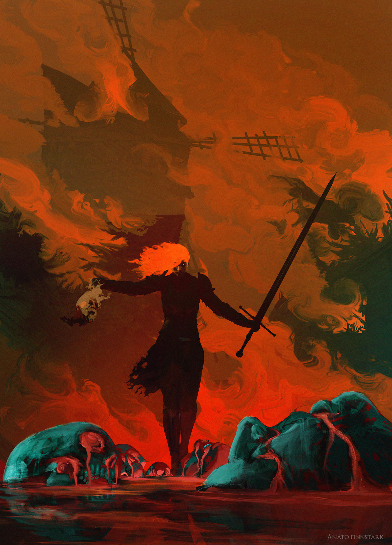 THE WITCHER: WITCH'S LAMENT #2 ( official cover )