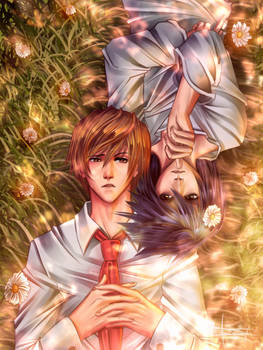 Death Note: Sunset Stare