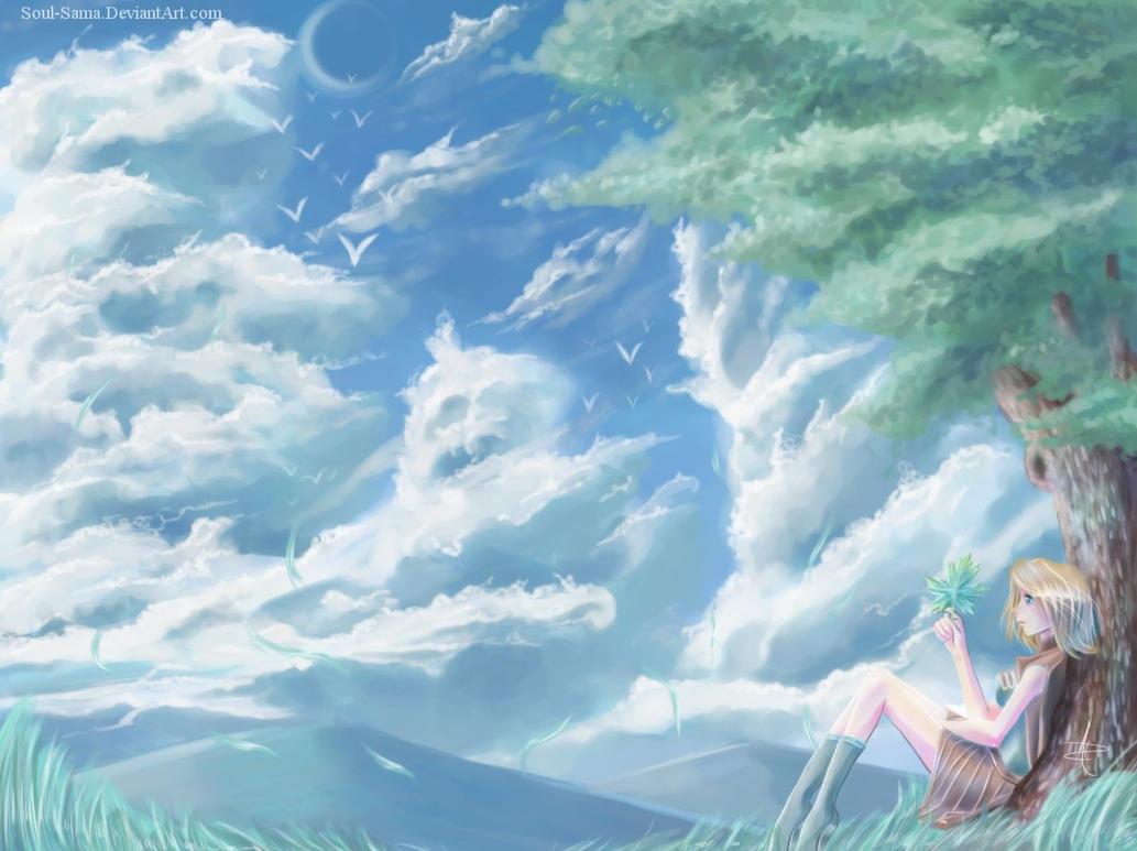 Maple Leaf by soul-sama