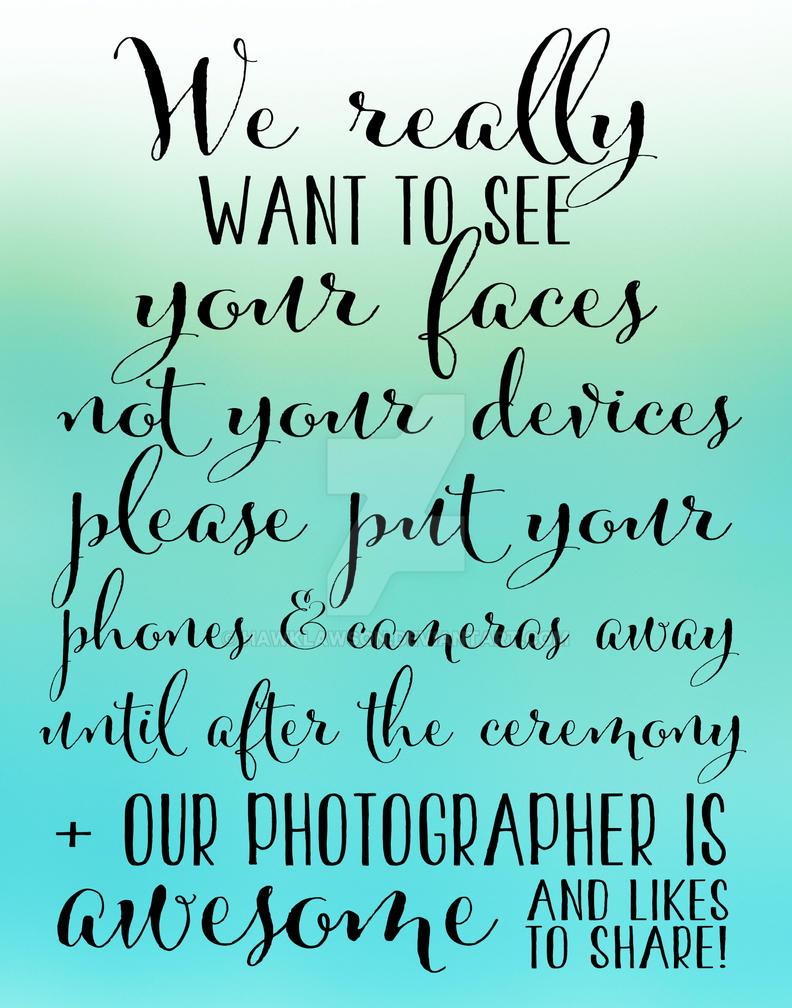 Wedding Photography 3 - Aqua by hawklawson