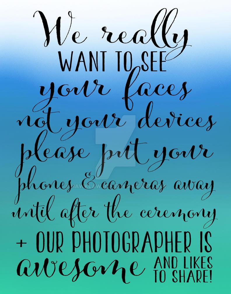 Wedding Photography 4 - Blue and Green by hawklawson