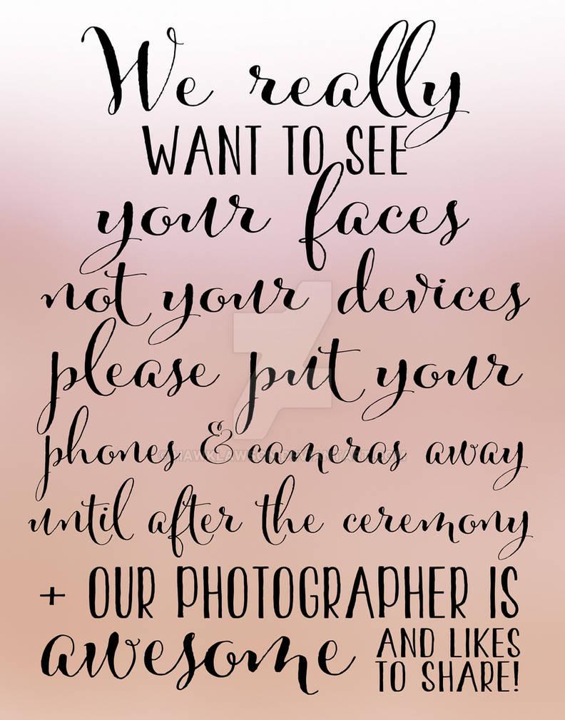 Wedding Photography - Blush