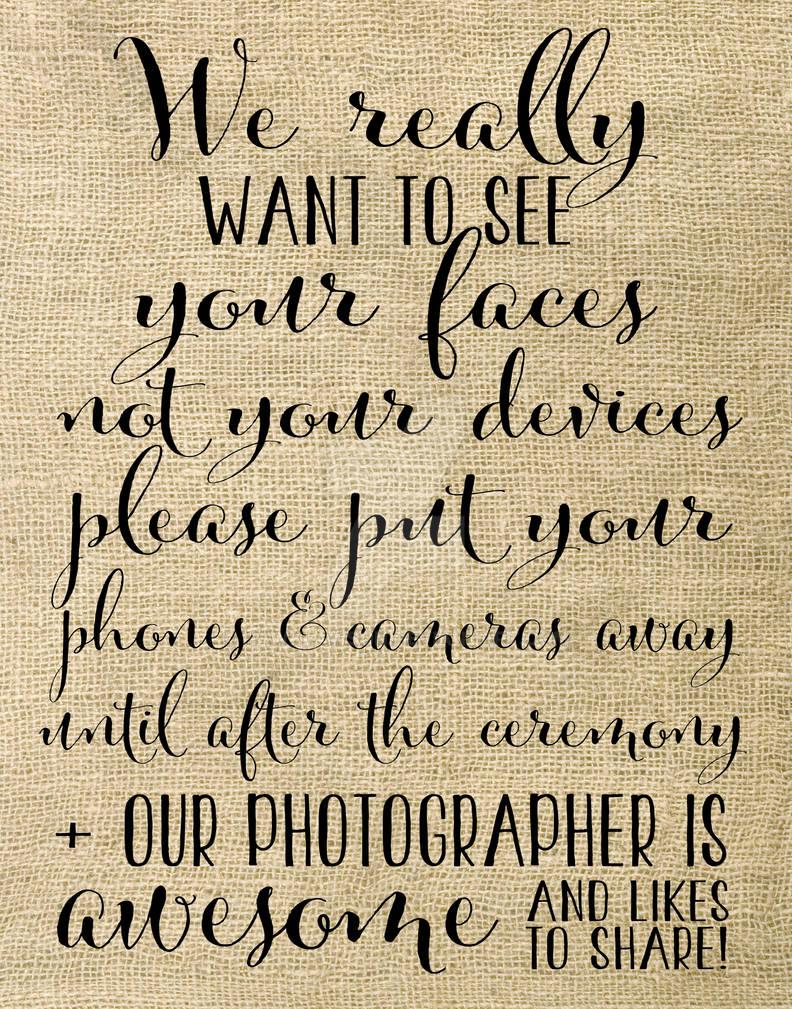 Wedding Photography 8 - Burlap