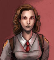 Medic Tenenbaum by scribblecloud