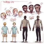 Walking City OCT - Sarah + Caleb Ref