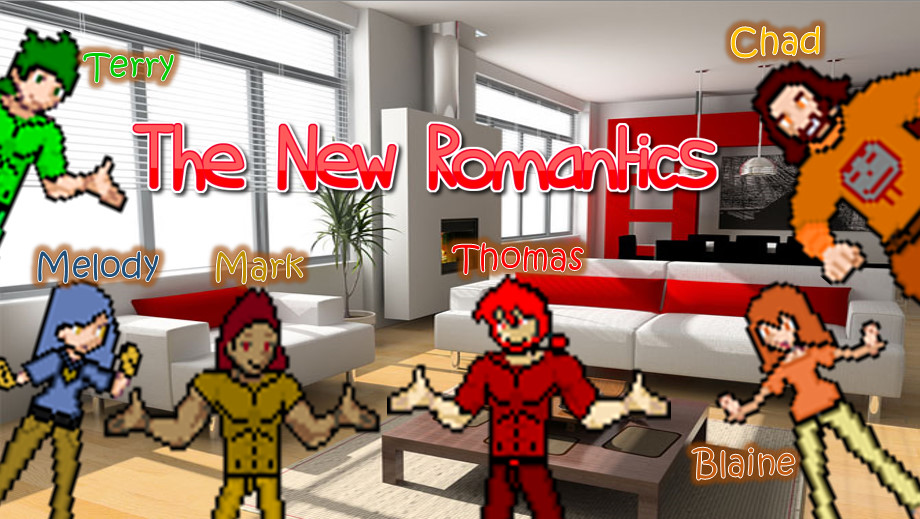 The New Romantics 2nd Official Cast Pic by ZutzuCrobat55