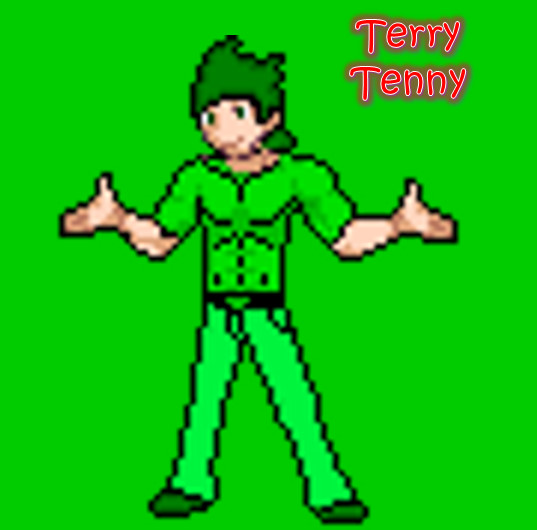 Terry Tenny Official Profile Pic by ZutzuCrobat55