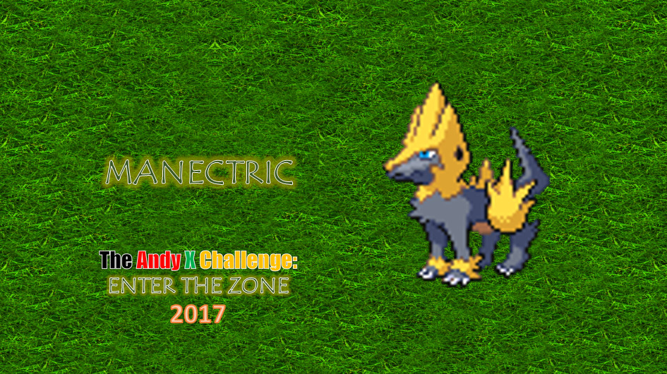 AXC Reboot Pic #12 - Meet Manectric by ZutzuCrobat55