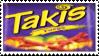 Takis fuego_ stamp by VakhTheHedgehog