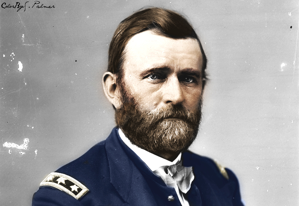 General Ulysses S. Grant by ziegfeldfollies