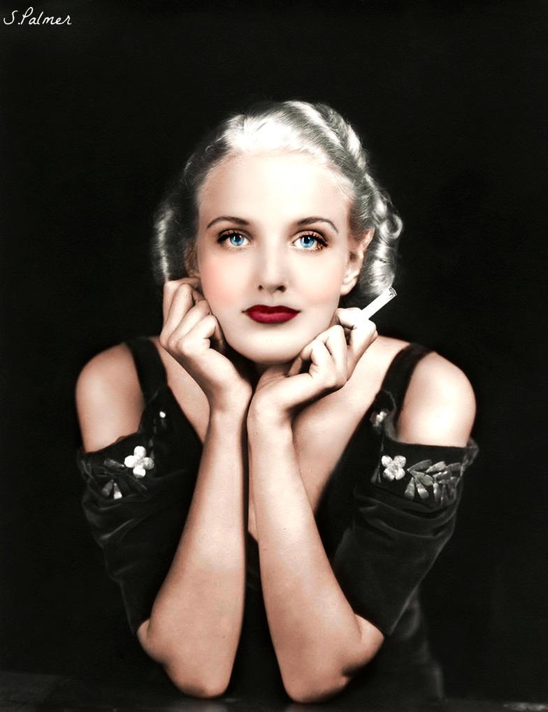 Ziegfeld Girls- Georgia Carroll by ziegfeldfollies