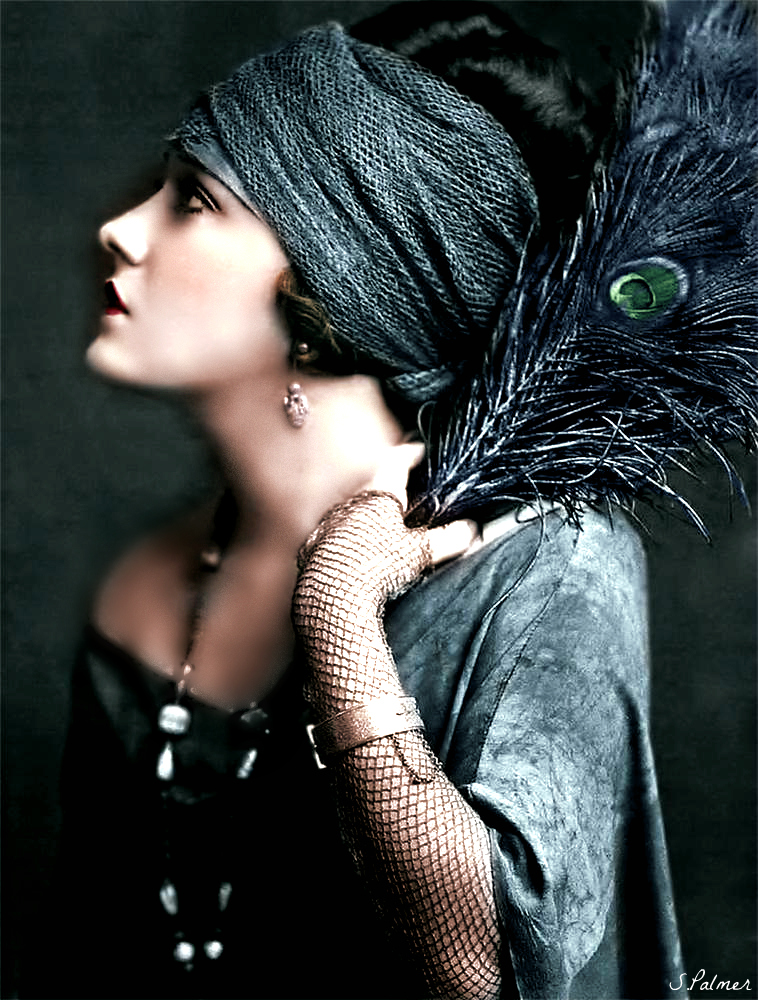 Ziegfeld Girl- Gloria Swanson by ziegfeldfollies