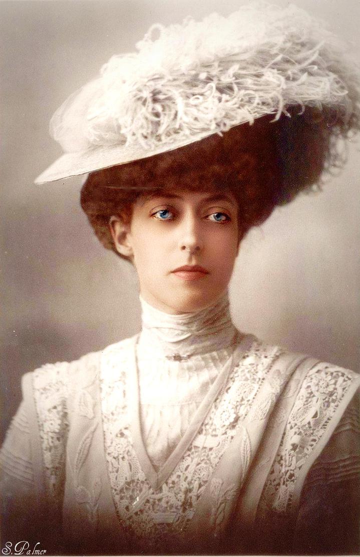 Princess Victoria of Wales by ziegfeldfollies
