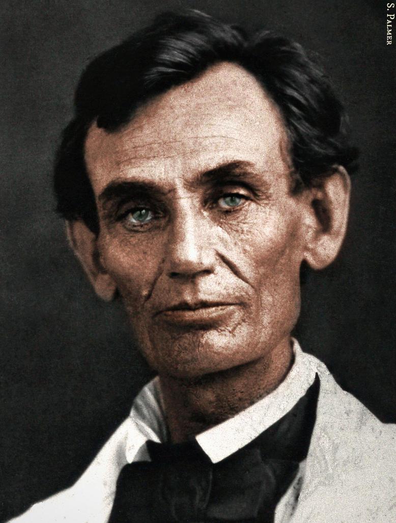 Abraham Lincoln by ziegfeldfollies