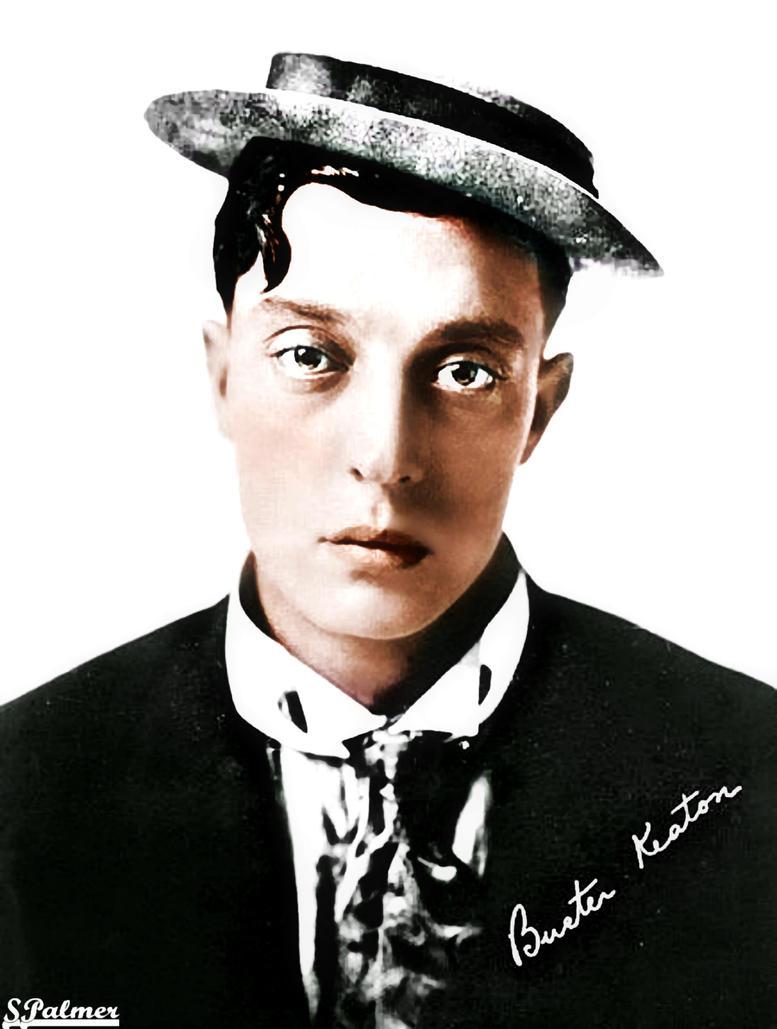 Buster Keaton by ziegfeldfollies