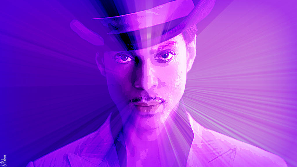 Prince 1958-2016 by ziegfeldfollies