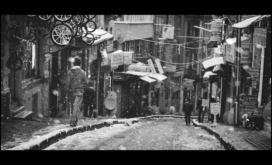 Istanbul -23 by onurkorkmaz