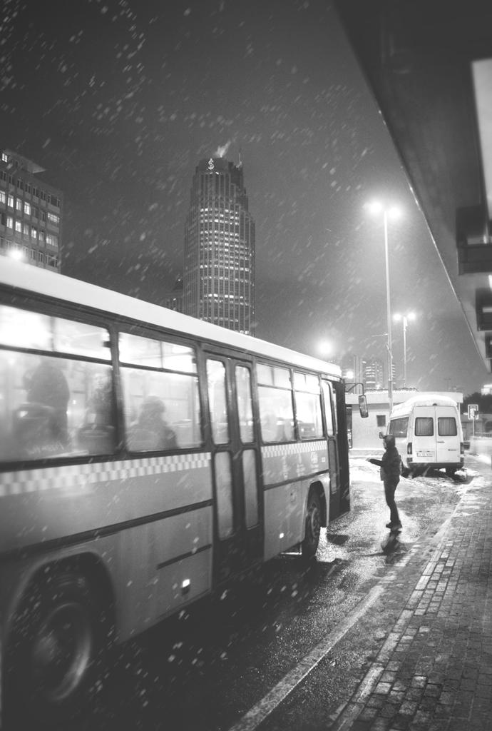 The Last Bus by onurkorkmaz