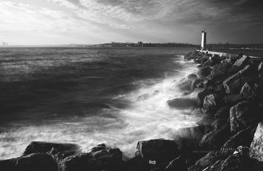 Lighthouse by onurkorkmaz