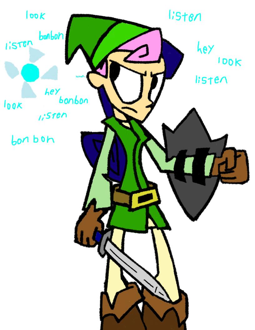 The Legend Of Bonbon