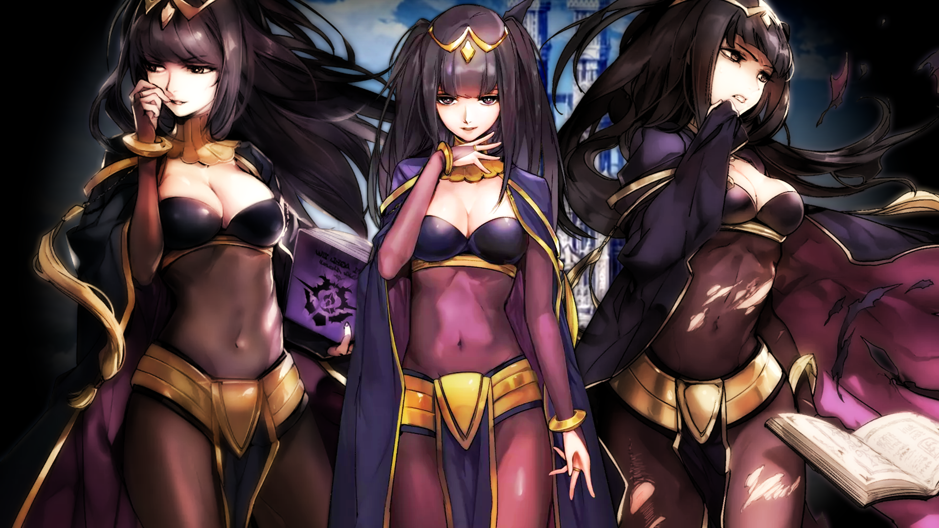 Tharja parle des jeux qu'il n'a pas aimé.  - Page 2 Fire_emblem_heroes___tharja_wallpaper_by_auroramaster-day2nd1