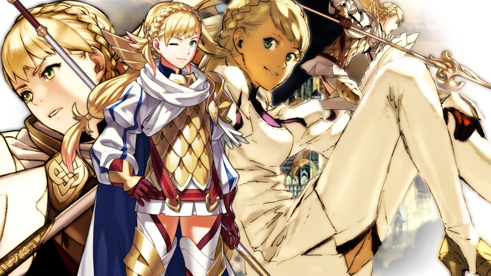 Fire Emblem Heroes - Sharena Wallpaper