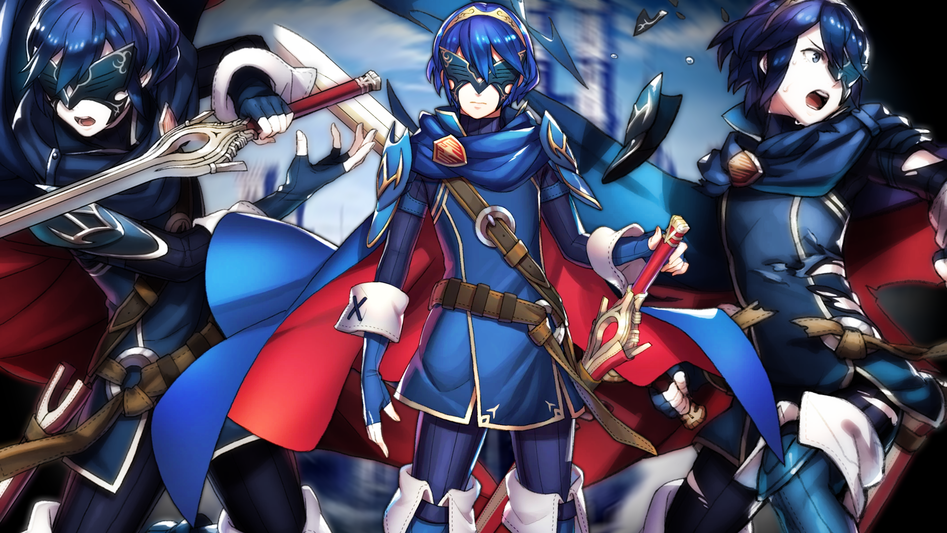 lucina android wallpaper