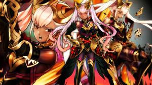 Fire Emblem Heroes - Laevatein Wallpaper