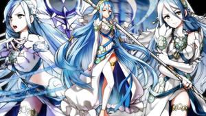 Fire Emblem Heroes - Azura Wallpaper