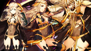 Fire Emblem Heroes - Ophelia Wallpaper by AuroraMaster