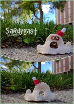 Lil' Sandy Sandygast Plushie!