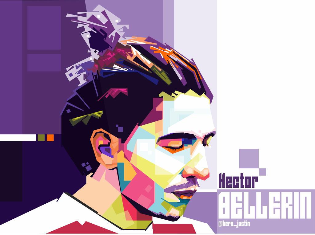 Hector Bellerin By HeruJustin On DeviantArt