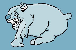 Polar Bear by jamiemiller