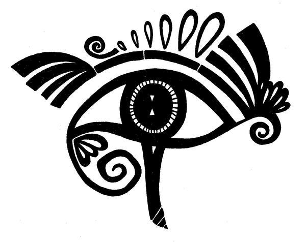 Eye of Horus Tattoo by ~najlam-siana on deviantART