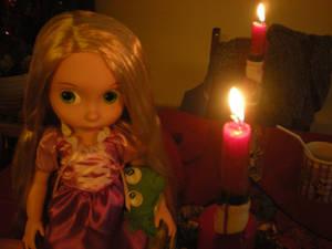 Rapunzel Animator Collection Doll - 1