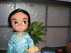 Jasmine Animators Collection Doll