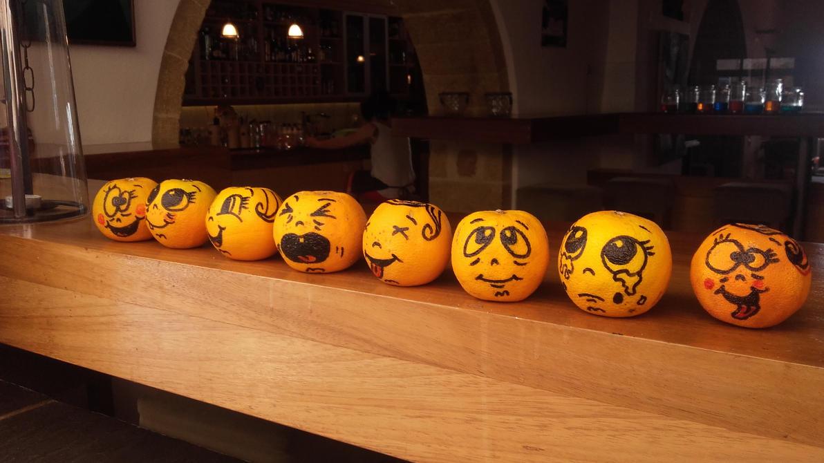 oranges by VasilikiBB