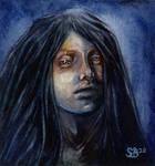 Gouache Witch