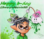 *'Happy birthday SwervinMervin'*