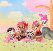 *'A morning picnic'* by AmyRosers