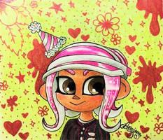 *'Happy Birthday Mayaroni'* by AmyRosers