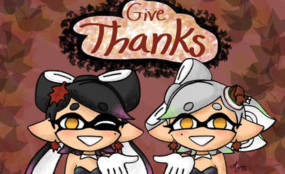 *'Give Thanks'*