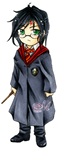 Harry Potter: Harry by MaoMint
