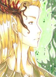 G: The Hobbit - Thranduil