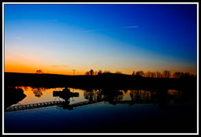 Sunset I guess 2 by Pherol