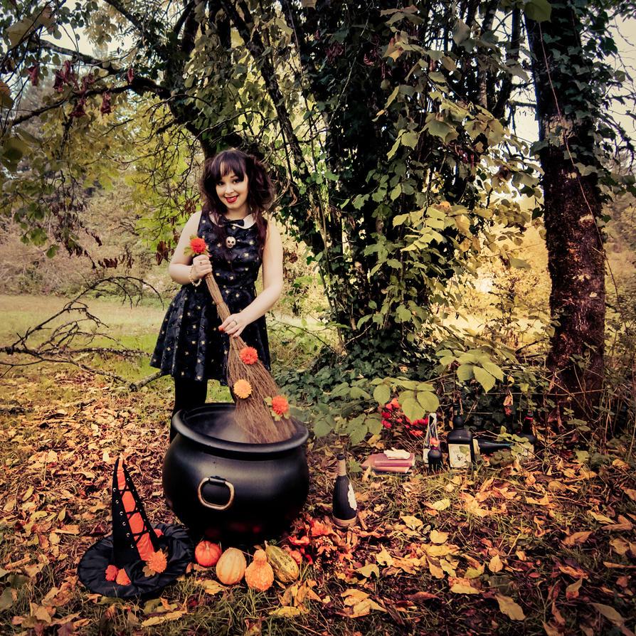 October - Marigolds by DrisanaRM