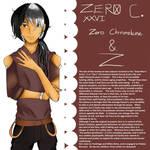 Zero Chinmokune - Short Bio